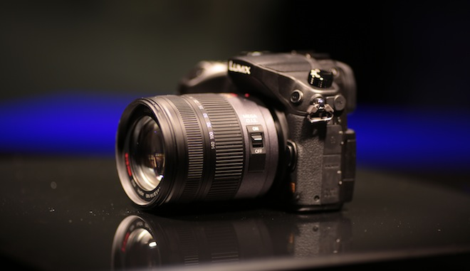 The new Panasonic GH3