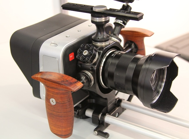 ReWo Blackmagic Cinema Camera Cage