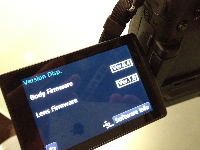 GH3 firmware version 0.4