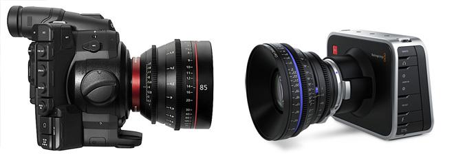 Canon C300 vs Blackmagic Cinema Camera