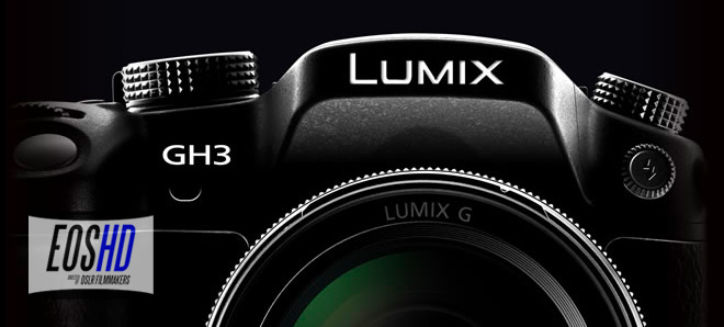 GH3 - now officially announced