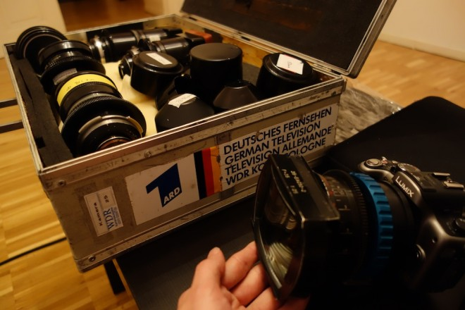 LOMO OCT-19 lenses