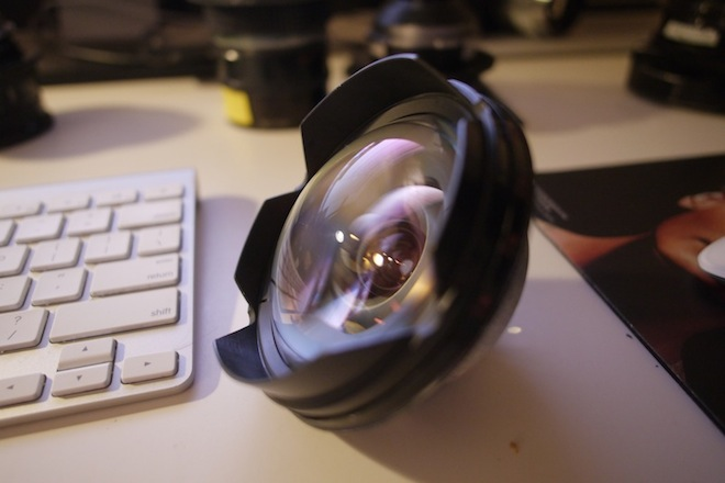 LOMO 10mm F2.8