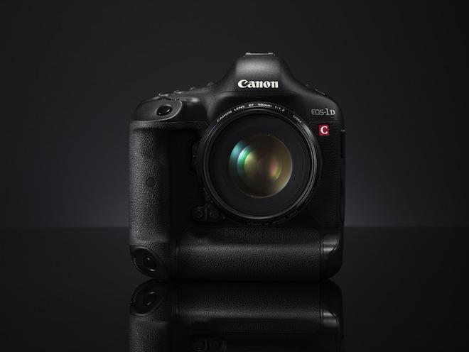 Canon EOS 1D C 4K DSLR