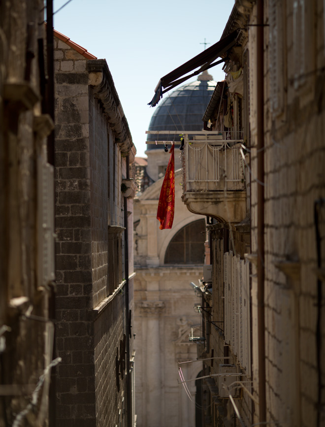 Canon 135mm F2L in Dubrovnik