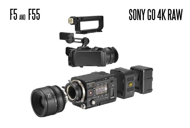 Sony F5 / F55