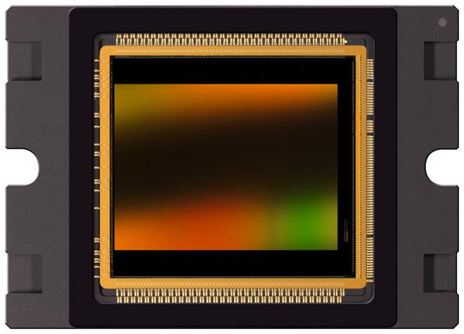 The new CMOSIS CMV 12000 CMOS sensor