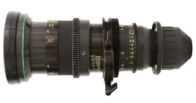 Canon 8-64mm F2.4 PL