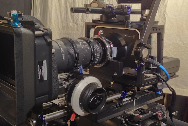 Canon 8-64mm