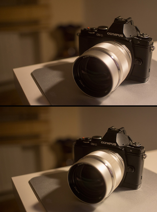 Metabones vs 5D Mark III