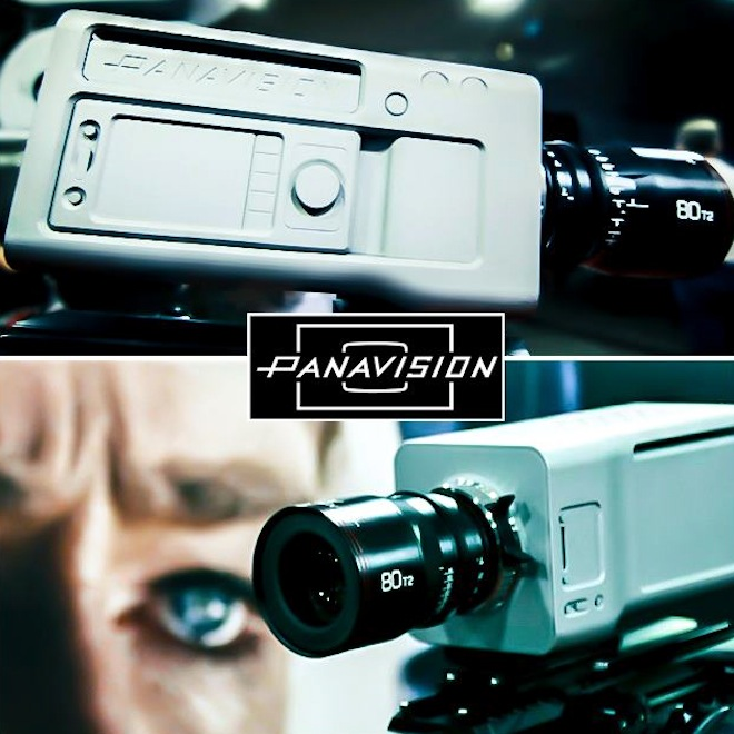 Panavision 70mm digital cinema camera
