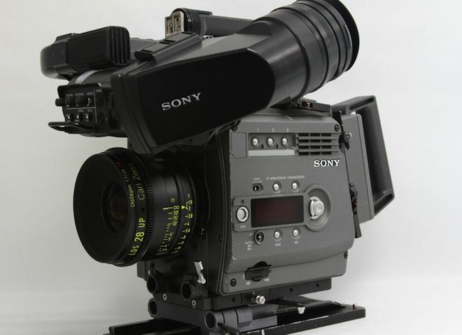 Sony F35