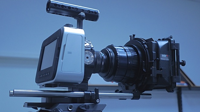 blackmagic cinema camera rewo cage