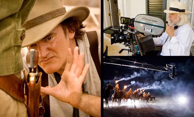Django Unchained - Tarantino, Richardson