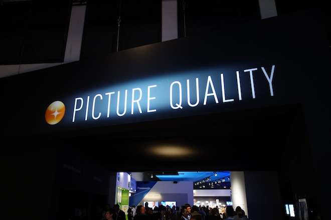 Picture quality - 4K