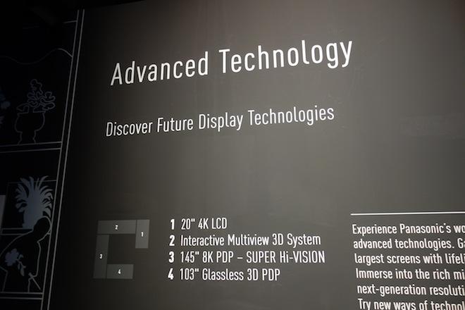 Future TV technology