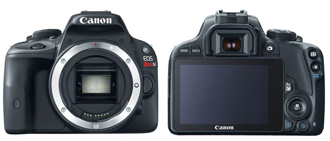 New' Canon SL1 / 100D and T5i / 700D fail to excite - EOSHD