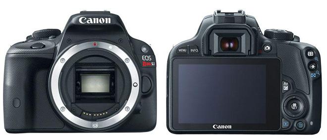 Canon 100D / SL1