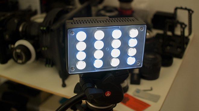 Switronix TorchLED BOLT LED light