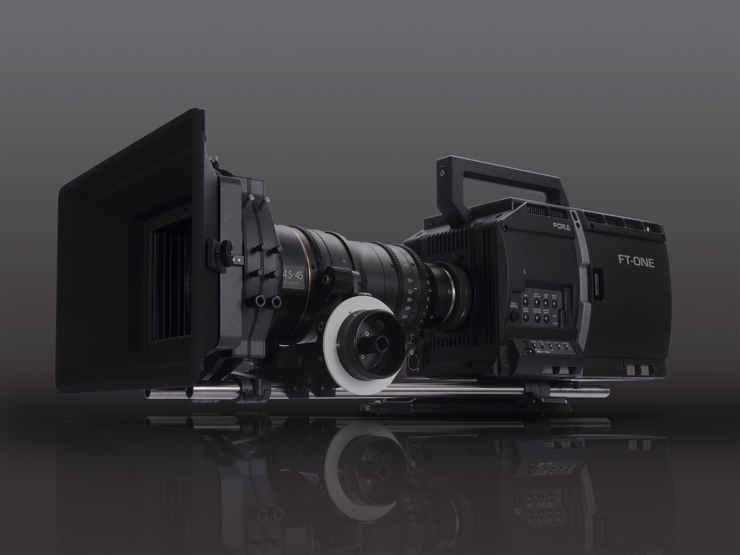 First of the new NAB 2013 camera announcements! FT-One with
