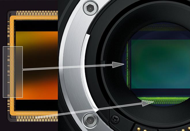 Blackmagic CMOSIS CMV 12000