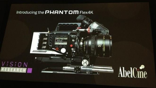 Phantom Flex4K