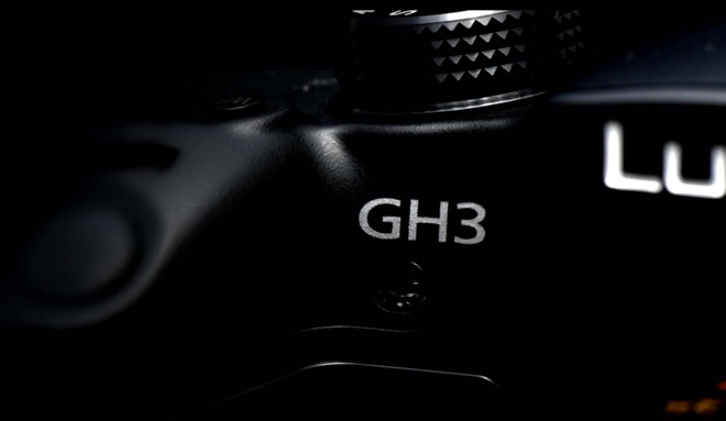Panasonic GH3 competition
