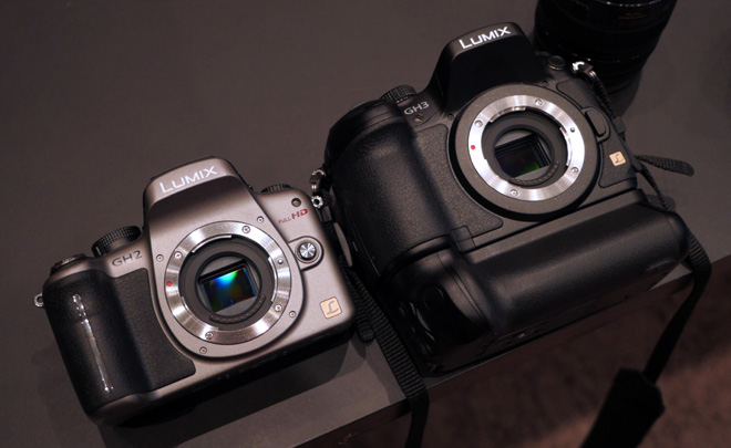 GH2 and GH3