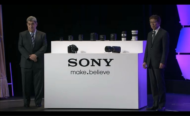 sony 4k cinema prototypes