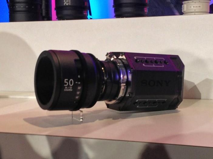 sony cinema prototype