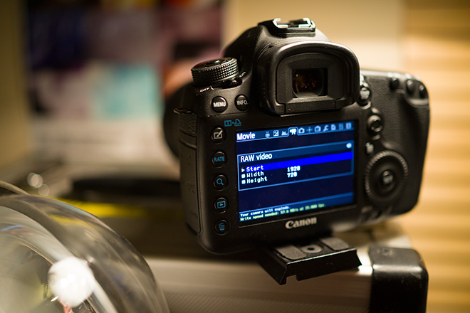 5D Mark III raw guide