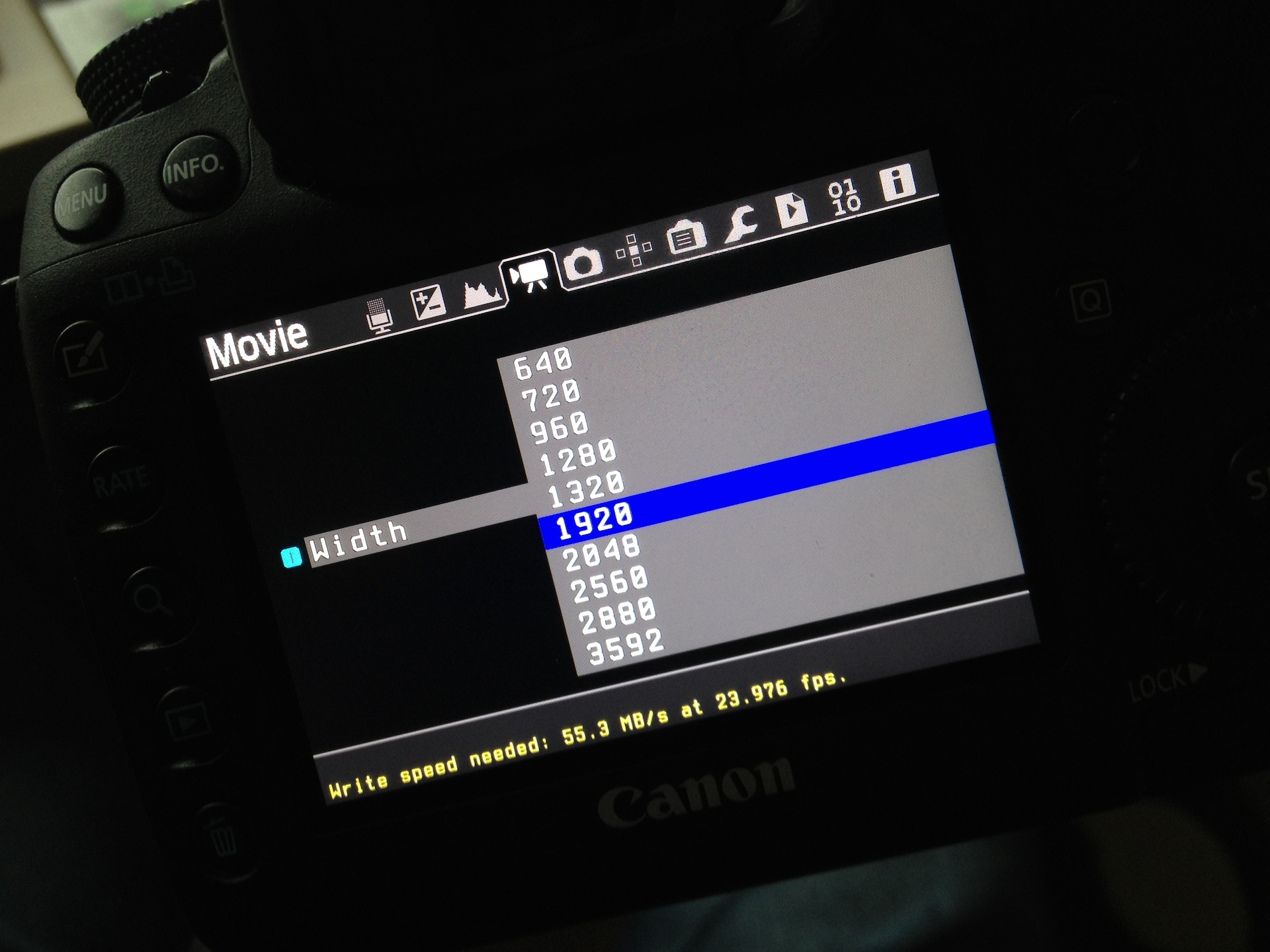 BIG NEWS - Hands on with CONTINUOUS raw recording on Canon