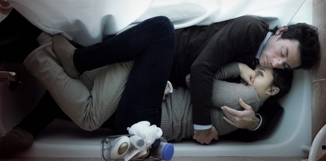 Upstream Color bathtub