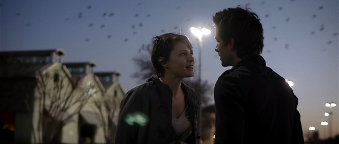 Upstream Color Kris and Jeff starlings