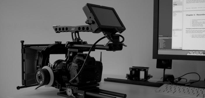 Learning 5D Mark III raw video
