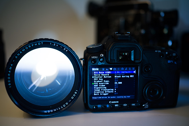 50D Raw Shooter's Guide - Iscorama and Magic Lantern