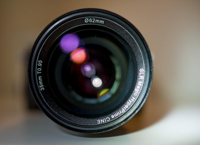 SLR Magic 35mm T0.95