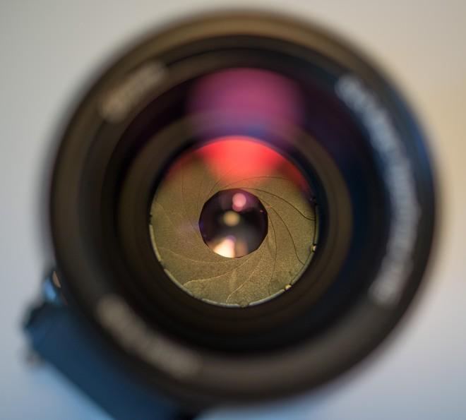 SLR Magic 35mm T0.95 - 11 iris blades
