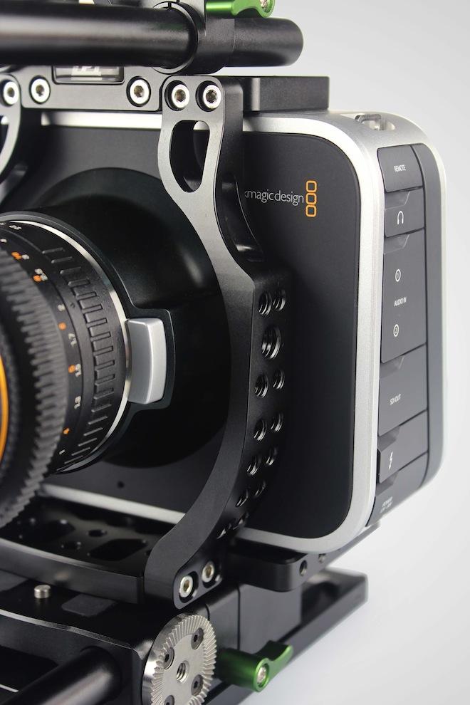 Blackmagic Cinema Camera cage