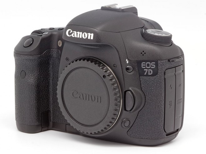 Canon 7D raw video enabled