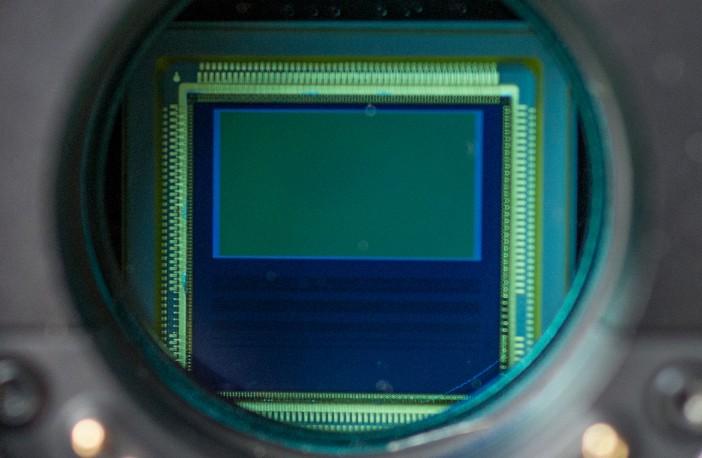 Blackmagic Pocket Camera sensor / CMOS