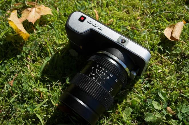 Blackmagic Pocket Cinema Camera 2