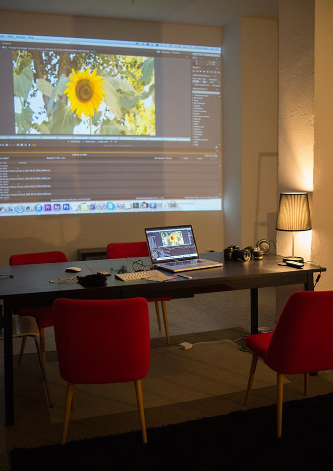 EOSHD studio