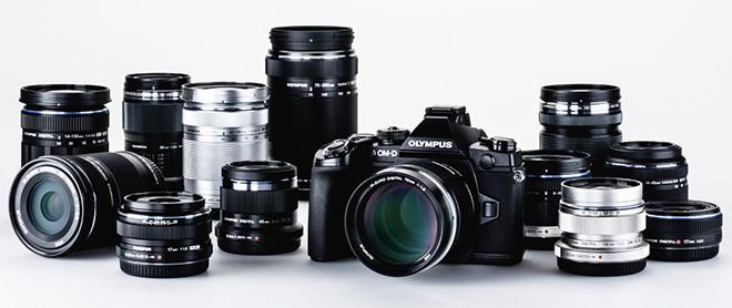 olympus-lens-range