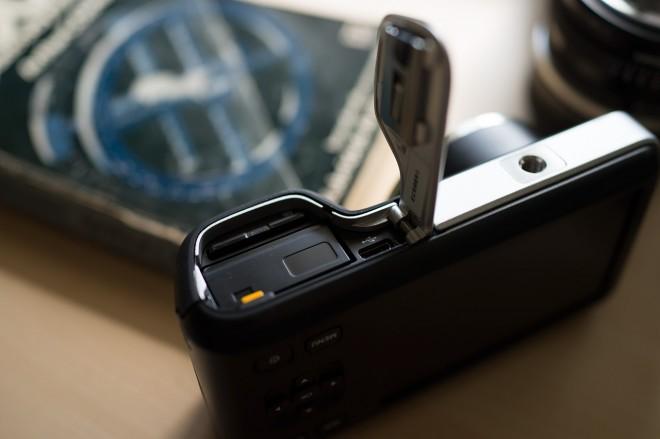 Pocket Camera battery