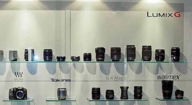 SLR Magic IFA 2013 lenses