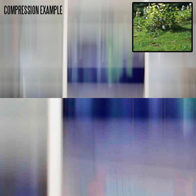 5D Mark III compression