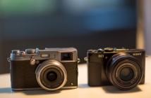 Fuji X100S vs Sony RX1