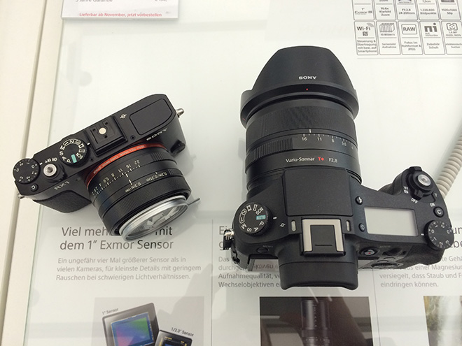 New Sony A7, A7R and RX10 - exclusive hands-on look at video quality