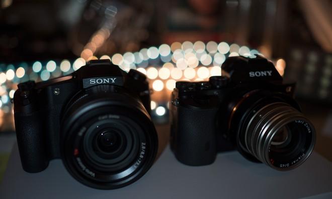 Sony RX10 / A7R